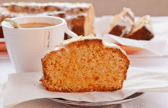 Картинки по запросу Морквяний кекс з імбиром та горіхами